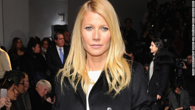 "Gwyneth Paltrow has once again run afoul of some people with her comments. The actress <a href='http://recode.net/2014/05/27/gwyneth-paltrow-on-internet-trolls-i-see-myself-as-a-screen/' target='_blank'>was quoted in an interview</a> as comparing the ""dehumanizing"" experience of dealing with negative comments on the Internet to war."
