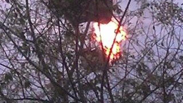 Dos muertos y un desaparecido tras el incendio de un globo aerostático en Virginia