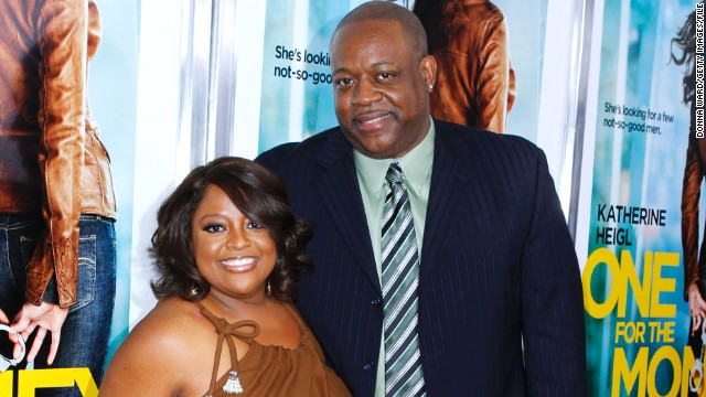 "Sherri Shepherd's husband, Lamar ""Sal"" Sally, has reportedly filed for divorce from ""The View"" co-host after three years of marriage."