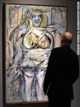<i>Woman III </i>is a painting by Dutch abstract expressionist artist Willem de Kooning . The New York Times reported that the painting sold for $137.5 million in November 2006 to billionaire Steven A. Cohen.