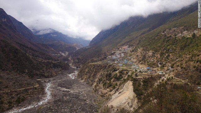 Thamo is a village of 50 souls located in the Thame Valley, far from the tourist track of Nepal's Everest Base Camp trail.