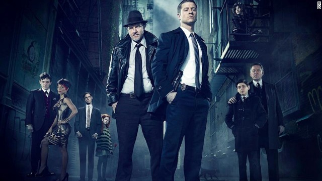 "One of the hottest new series is Fox's ""Gotham,"" which examines Batman's city many years before Batman began."