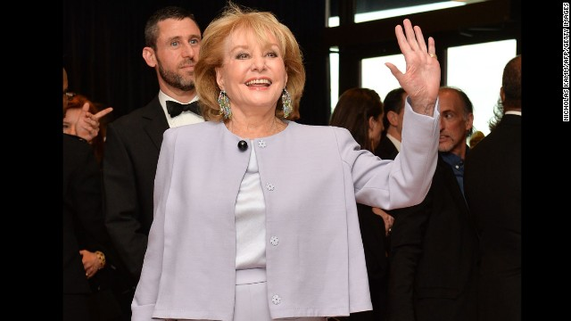 Barbara Walters' amazing career