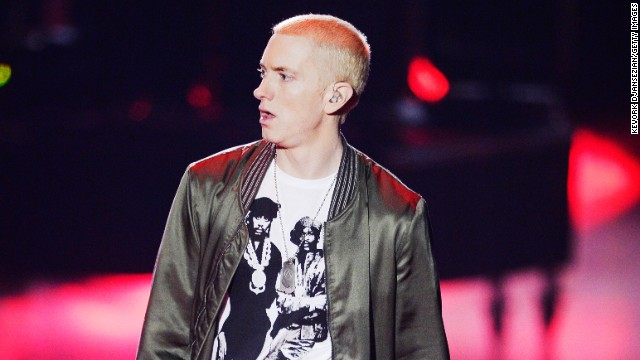 Eminem's touching new video, and more news to note
