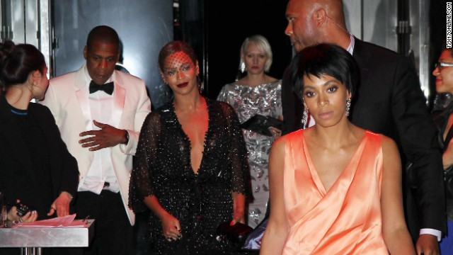 Photos: Jay Z, Beyonce and Solange: Aftermath