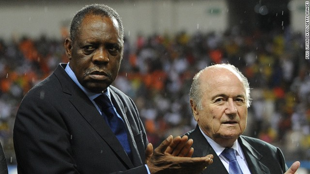 CAF President Issa Hayatou and FIFA boss Sepp Blatter have both expressed their condolences.