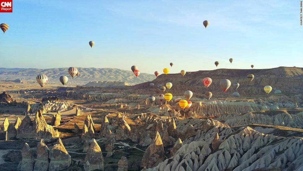 Parque Nacional Goreme, Turquía