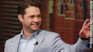 Jason Priestley has released his memoir, aptly titled \