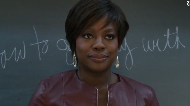 Viola Davis stars as a charismatic law professor in the new ABC series
