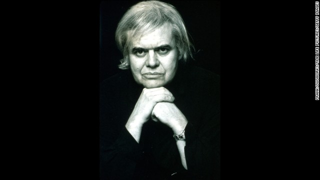 """<a href='http://ift.tt/1jpL0Bk'>H.R. Giger</a>, the Swiss surrealist artist whose works of sexual-industrial imagery and design of the eponymous creature in the """"Alien"""" movies were known around the world, died on May 12. He was 74."""