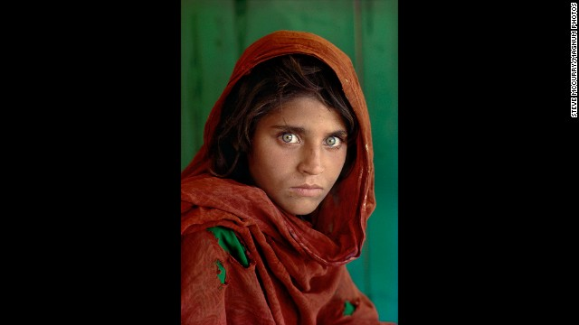 "Steve McCurry has been photographing Afghanistan's people and landscape for 35 years. His iconic portrait ""Afghan Girl"" has become a symbol of Middle Eastern culture and part of photographic history. The full collection of McCurry's images from Afghanistan is on display at the Beetles+Huxley gallery in London until June 7. Watch McCurry talk about his work from the country."