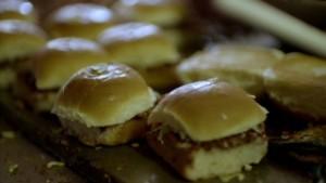 Ear ye! Ear ye! Pig ear sandwiches?