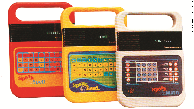 American alternative rock troupe They Might Be Giants are fans of the hacked household appliance: they employed a circuit-bent Speak &amp; Spell toy to rejig <a href='http://www.youtube.com/watch?v=1Q3a38H1EPc ' target='_blank'>one of their hits</a>.