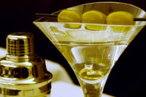 Martini de 20.000 dólares adornado con diamantes