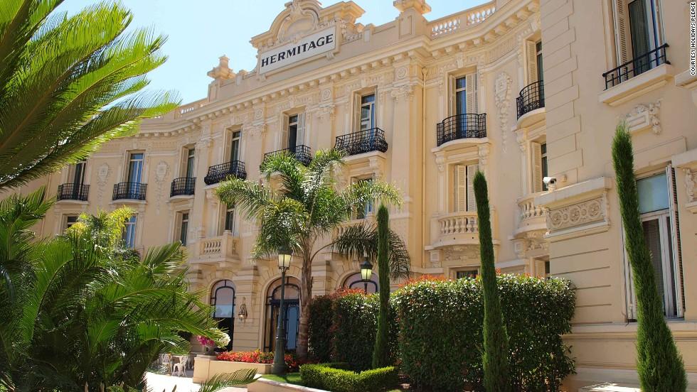 Hotel Hermitahe Monte-Carlo (Mónaco)