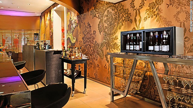 In Lyon, there's R&R with a $24,000 bottle of Henri Jayer Richebourg Grand Cru '78. A complimentary VIP tour of the Cote de Nuits is also thrown in.