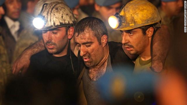Las protestas se avivan en Turquía por la tragedia en mina de Soma