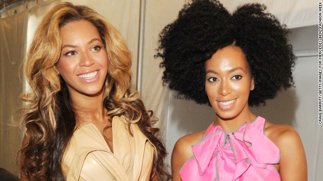 Beyonce's Instagram adores Solange