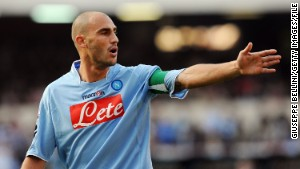 Paolo Cannavaro, Fabio\'s younger brother