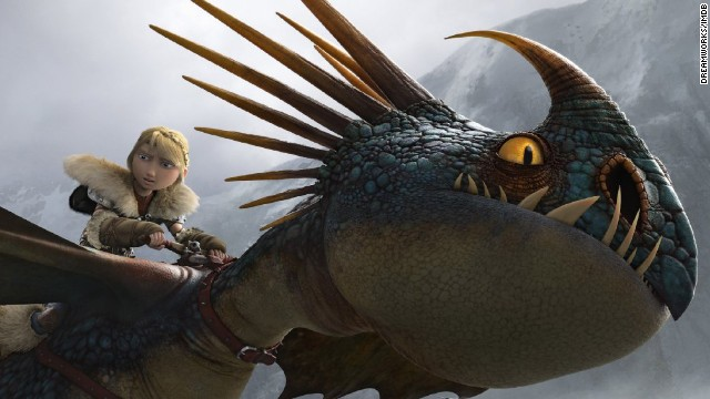 Netflix picks up 'DreamWorks Dragons'