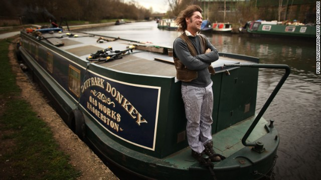 While houseboats are generally a cheaper option than real estate, there are hidden costs. Long-term moorings in London can be over £20,000 ($30,000) a year.