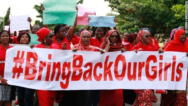 Plan internacional para rescatar a las niñas secuestradas por Boko Haram