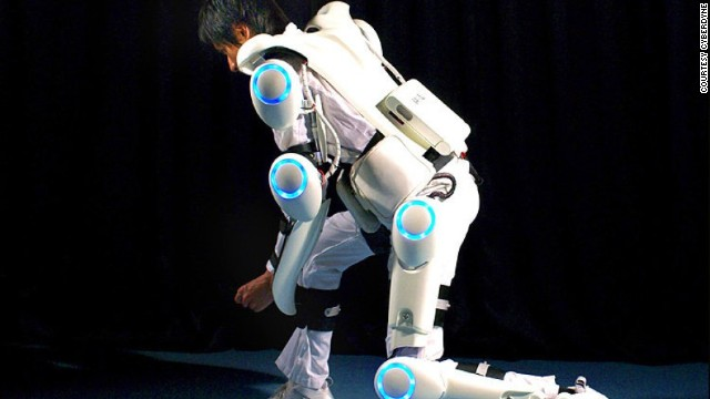 Cyberdyne exoskeleton could represent the next wave of prosthetic equipment.
