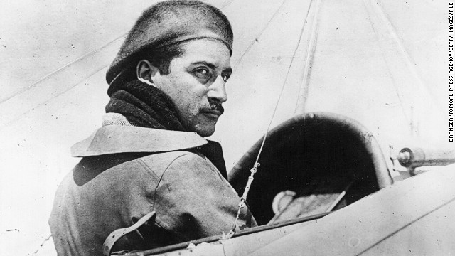 Most people think Roland Garros was a tennis champion, but he was in fact a celebrated aviator in the early part of the 20th century.