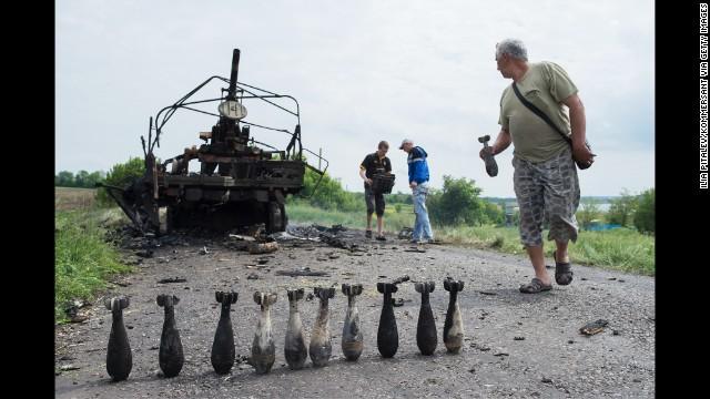 Los derechos humanos se deterioran en el este de Ucrania, según la ONU