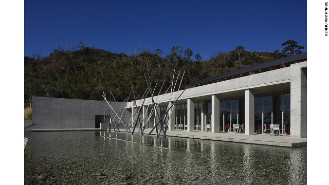 Staying at Benesse House -- four buildings designed by Tadao Ando that combine museum and hotel -- is a crucial part of the haunting Naoshima experience.