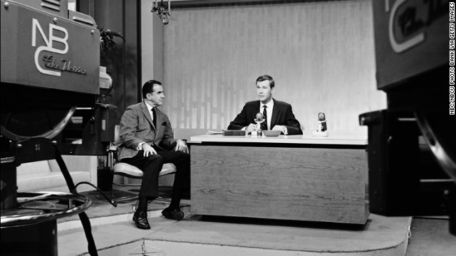 "Johnny Carson, right, took over ""The Tonight Show"" on October 1, 1962, with co-host Ed McMahon. They retired from the late-night talk show 30 years later. This year, <a href='http://www.cnn.com/2014/02/18/showbiz/tv/jimmy-fallon-tonight-show-debut/'>Saturday Night Live alum Jimmy Fallon became the show's new host </a>after Jay Leno, who hosted the show for 22 years."