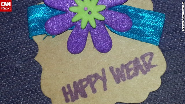 """Happy Wear is a girls' accessory line with products that are bright, colorful and """"exude happy."""""""