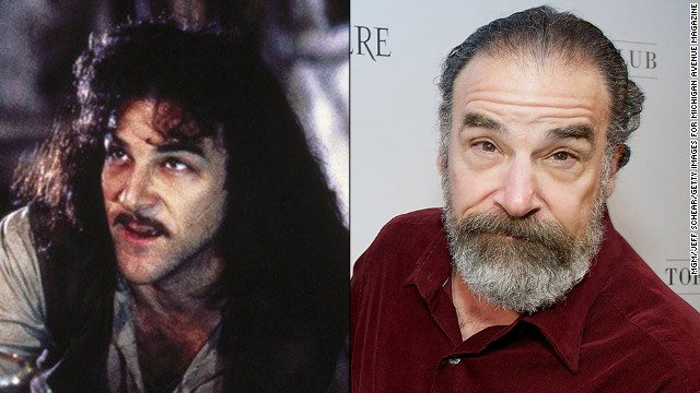 "Mandy Patinkin has been playing ""Homeland's"" Saul Berenson to great acclaim since 2011, but he'll always be<a href='https://www.youtube.com/watch?v=6JGp7Meg42U' target='_blank'> vengeful swordsman</a> Inigo Montoya to us. (And that word <a href='https://www.youtube.com/watch?v=G2y8Sx4B2Sk' target='_blank'>still doesn't mean what you think it means</a>.) Patinkin next stars in Zach Braff's July release ""Wish I Was Here,"" and is filming an adaptation of Philip Roth's ""American Pastoral."""