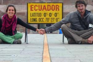 Dos argentinos a dedo por el mundo