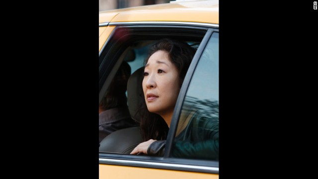 'Grey's Anatomy': Sandra Oh on her exit