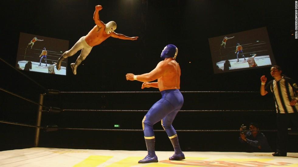 Trajes de lucha libre