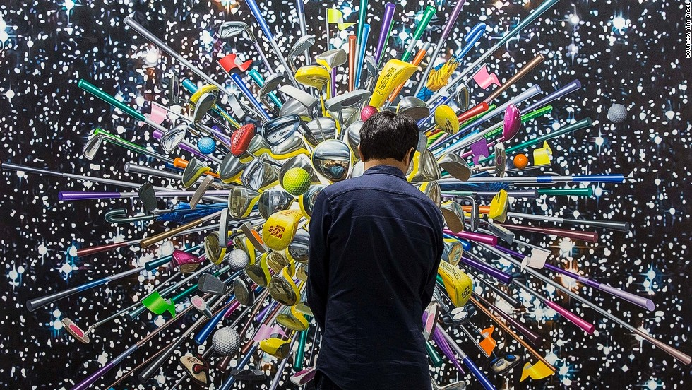 The cream of Asia's art world descended on Hong Kong last weekend for <a href='https://www.artbasel.com/en/hong-kong' target='_blank'>Art Basel's</a> annual showcase in the city. Over 65,000 visitors filled the lofty halls of the Hong Kong Convention and Exhibition Center to admire works from leading galleries from both the east and the west.