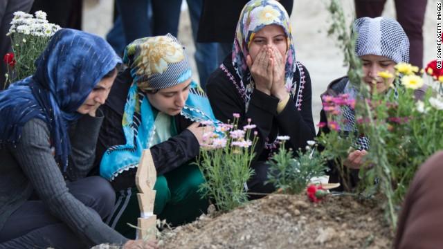 La búsqueda en una mina de Turquía concluye con la cifra de 301 víctimas