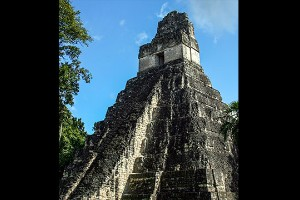 Parque Nacional Tikal, Guatemala