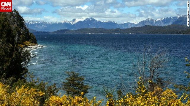 "Argentina's oldest national park, <a href='http://www.nahuelhuapi.gov.ar/' target='_blank'>Nahuel Huapi National Park</a>, lies at the foothills of the Andes. <a href='http://ireport.cnn.com/docs/DOC-1129780'>Dirkse</a> says a ""must do"" at the park is traveling through the Seven Lakes Route and camping outdoors."