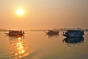 Parque Nacional de Sundarbans, India