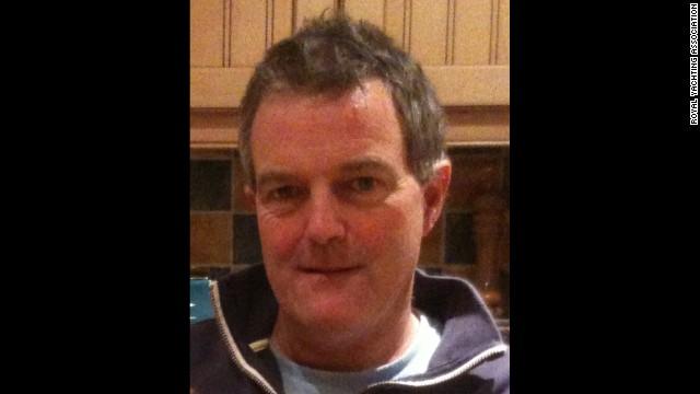 Paul Goslin, 52.