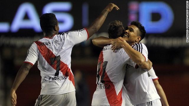 River Plate vuelve a ser campeón en Argentina
