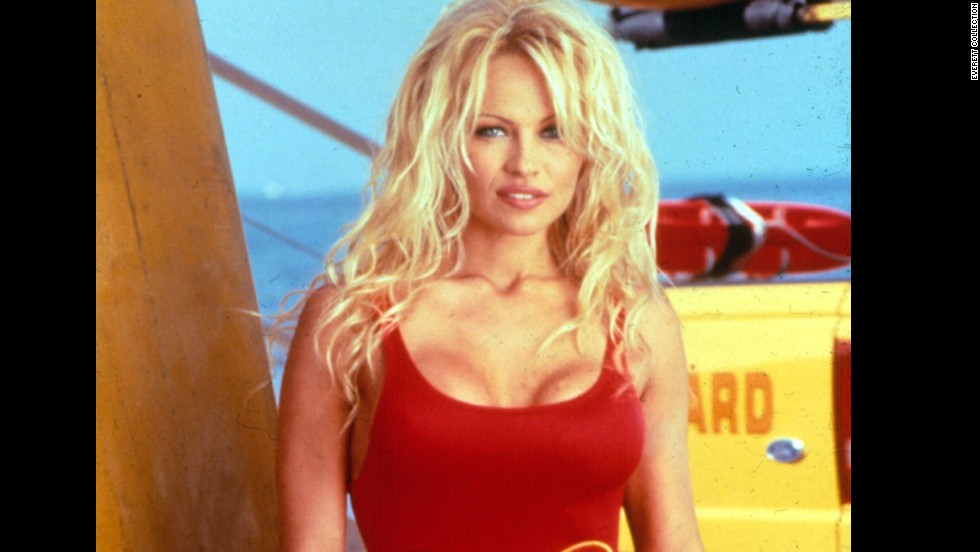 pamela anderson movies and tv shows