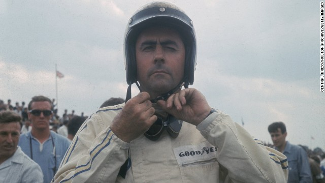 Sir Jack was a three-time world champion, while the Brabham team engineered two constructor titles and four driver crowns. He died in May 2014.