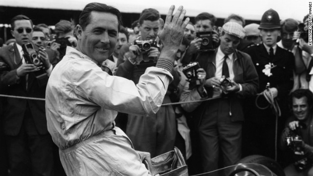 Australian racing legend <a href='http://www.cnn.com/2014/05/19/sport/motorsport/formula-one-jack-brabham-dead/index.html'>Jack Brabham</a> died on May 19, according to Brabham's son David. Brabham, 88, was a three-time Formula One world champion.