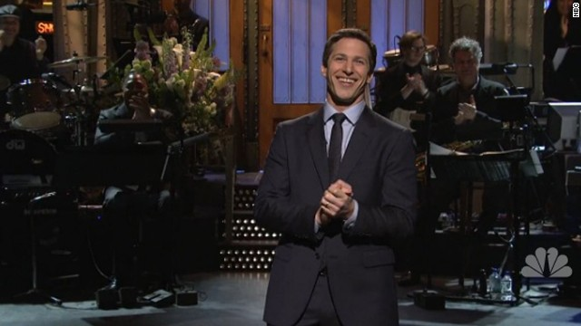 Andy Samberg, Maya Rudolph return to 'SNL'
