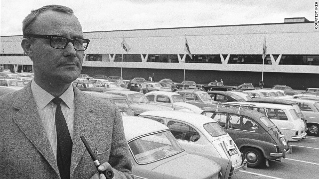 IKEA was founded by Ingvar Kamprad (pictured) in 1943 as an odds-and-ends company selling products ranging from cigarette lighters to nylon stockings.