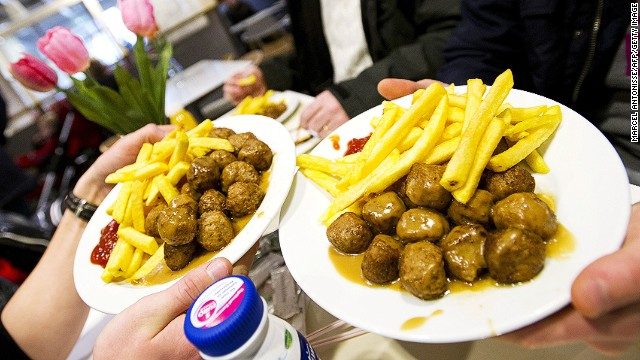 From the IKEA Museum, we expect at least one exhibition devoted to meatballs -- <a href='http://management.fortune.cnn.com/2013/02/26/ikea-horsemeat/' target='_blank'>horsemeat scare</a> and all.