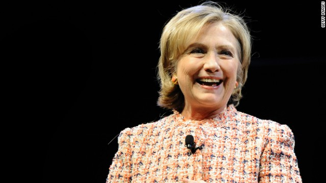 Clinton touts 'indispensable' America in memoir excerpts